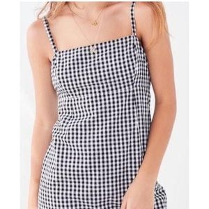 Cooperative Dresses - gingham dress